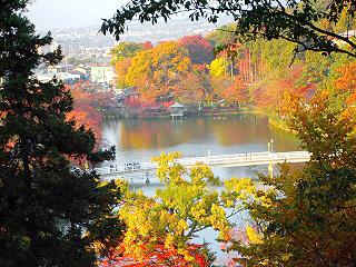 臥竜公園|歴史と自然の香る街 ...