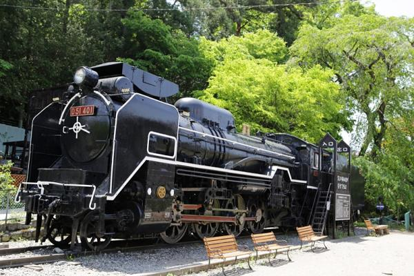 D51蒸気機関車